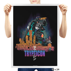 Zillacon Exclusive - Prints - Posters - RIPT Apparel