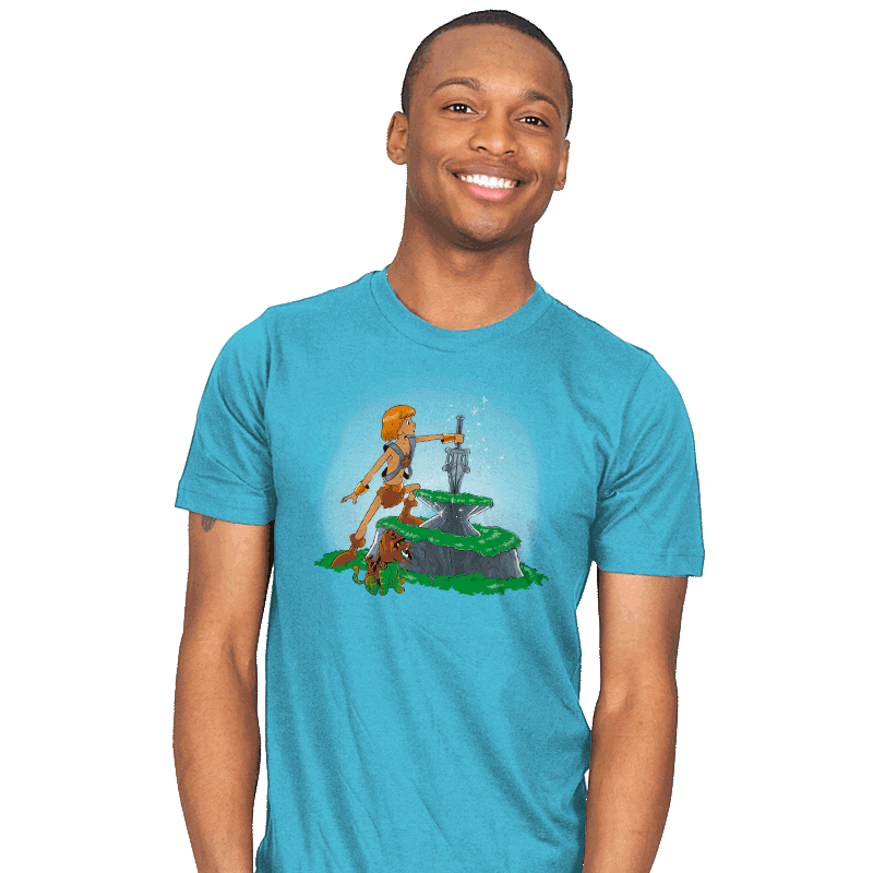 Power Sword and the Stone Exclusive - Mens - T-Shirts - RIPT Apparel