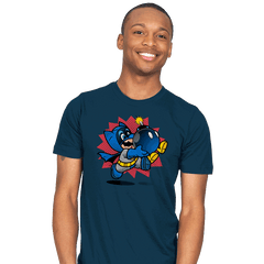 Can't Get Rid of a Bob-omb Exclusive - Mens - T-Shirts - RIPT Apparel