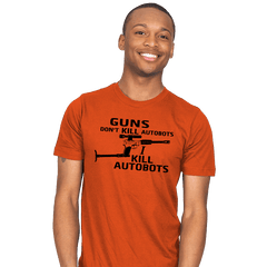 GUNS Don't Kill Exclusive - Mens - T-Shirts - RIPT Apparel