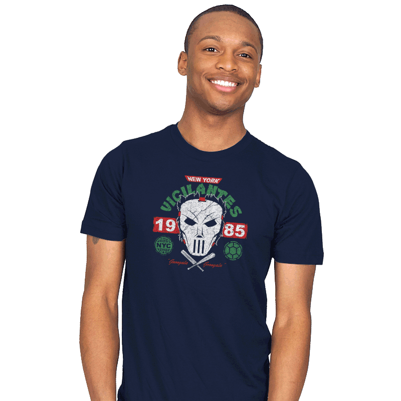 NYC Vigilantes - Mens - T-Shirts - RIPT Apparel