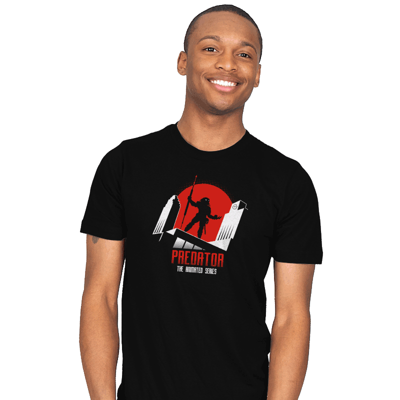 Predator: The Animated Series - Mens - T-Shirts - RIPT Apparel