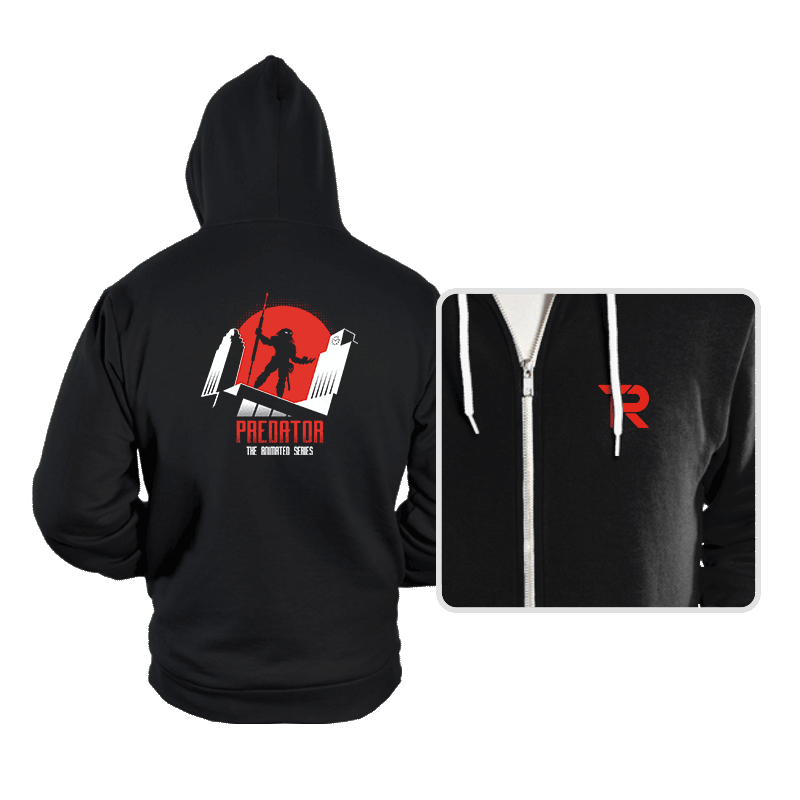 Predator: The Animated Series - Hoodies - Hoodies - RIPT Apparel