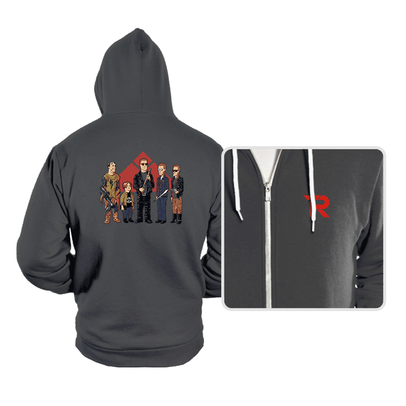King of the Kill - Hoodies - Hoodies - RIPT Apparel