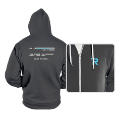 The Force is Still Loading... - Hoodies - Hoodies - RIPT Apparel