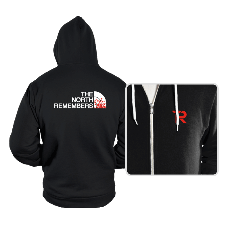 The North Remembers - Hoodies - Hoodies - RIPT Apparel