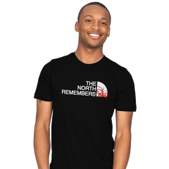 The North Remembers - Mens - T-Shirts - RIPT Apparel