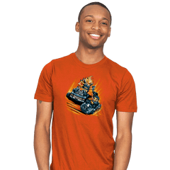 Mad Mario: Rainbow Road - Mens - T-Shirts - RIPT Apparel