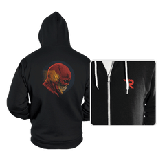 Speeding Skull - Hoodies - Hoodies - RIPT Apparel
