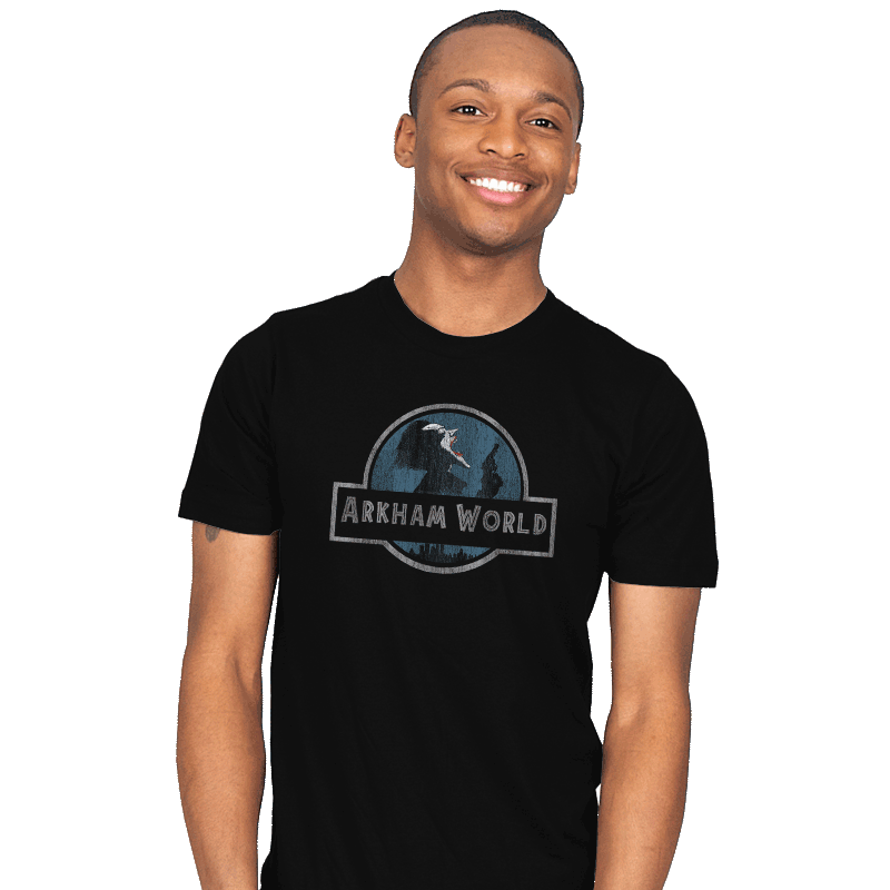 Arkham World - Mens - T-Shirts - RIPT Apparel