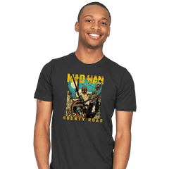 Mad Han: Bounty Road - Mens - T-Shirts - RIPT Apparel