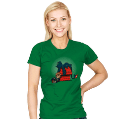 Dragon Peanuts - Womens - T-Shirts - RIPT Apparel