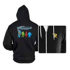 Select Your Master - Hoodies - Hoodies - RIPT Apparel