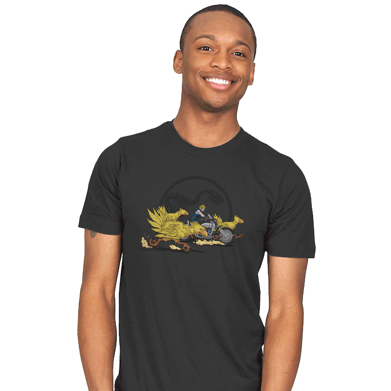 Jurassic Fantasy - Mens - T-Shirts - RIPT Apparel