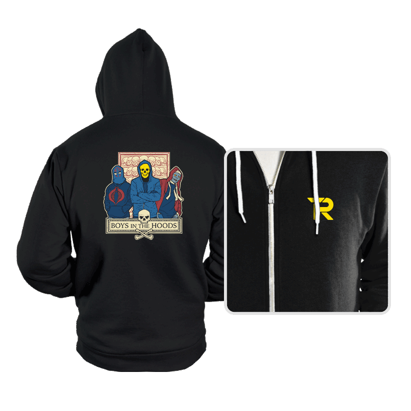 Boys in the Hoods - Hoodies - Hoodies - RIPT Apparel