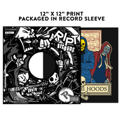 Boys in the Hoods - Album Cover Prints - Posters - RIPT Apparel