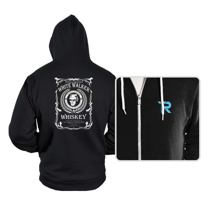 White Whiskey  - Hoodies - Hoodies - RIPT Apparel