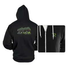 Super Jurassic World - Hoodies - Hoodies - RIPT Apparel