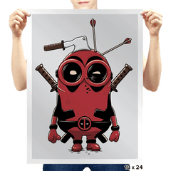 Minionpool - Prints - Posters - RIPT Apparel