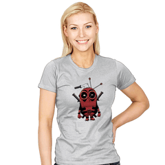 Minionpool - Womens - T-Shirts - RIPT Apparel
