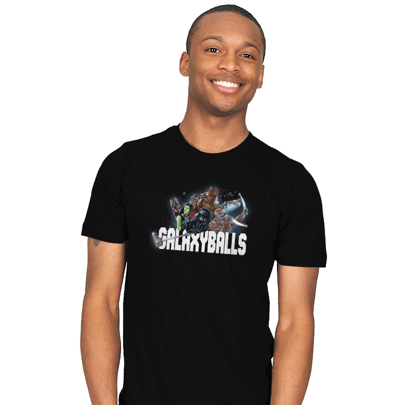 Galaxyballs - Mens - T-Shirts - RIPT Apparel