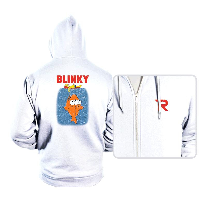 Blinky - Hoodies - Hoodies - RIPT Apparel