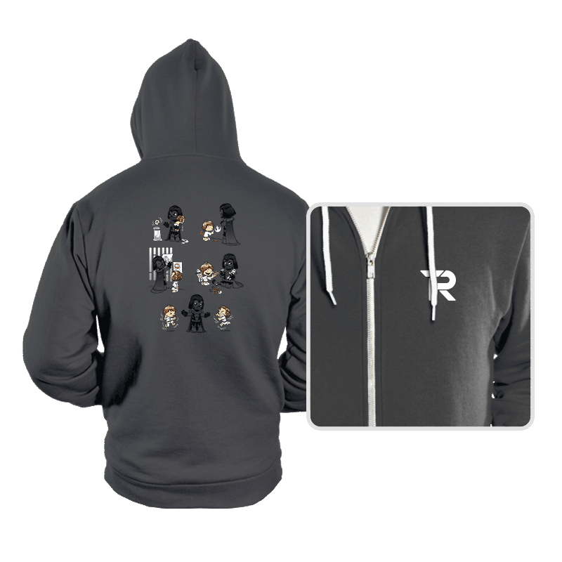 Father of the Year - Hoodies - Hoodies - RIPT Apparel