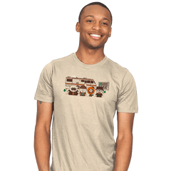Breaking Park - Mens - T-Shirts - RIPT Apparel