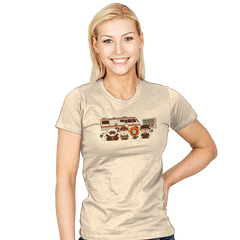 Breaking Park - Womens - T-Shirts - RIPT Apparel