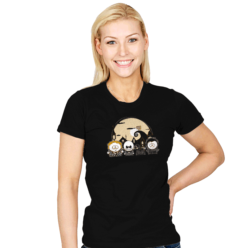 Burton Park - Womens - T-Shirts - RIPT Apparel
