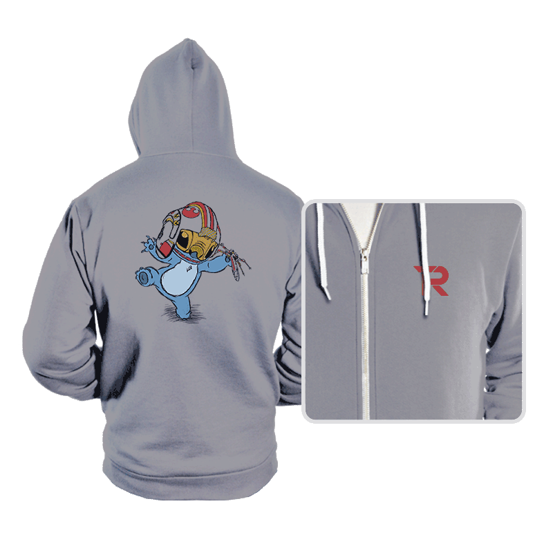 Rebel Stitch - Hoodies - Hoodies - RIPT Apparel