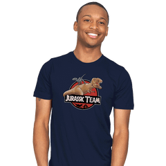 Jurassic Team - Mens - T-Shirts - RIPT Apparel