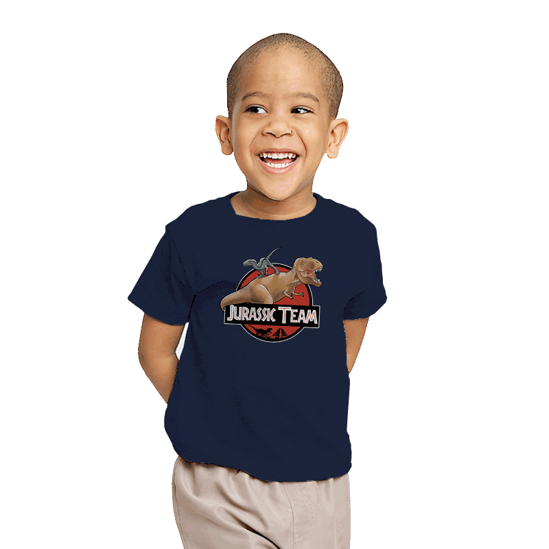Jurassic Team - Youth - T-Shirts - RIPT Apparel