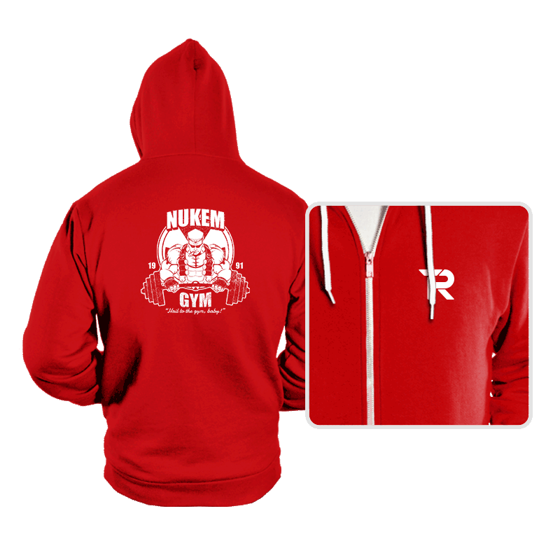 Nukem Gym - Hoodies - Hoodies - RIPT Apparel