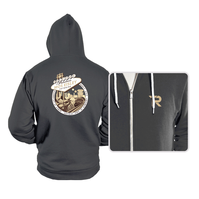 Fear and Loathing in Mos Eisley - Hoodies - Hoodies - RIPT Apparel