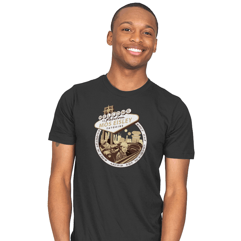 Fear and Loathing in Mos Eisley - Mens - T-Shirts - RIPT Apparel