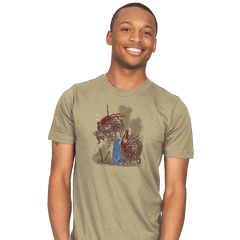 Dance of the Dragon - Mens - T-Shirts - RIPT Apparel