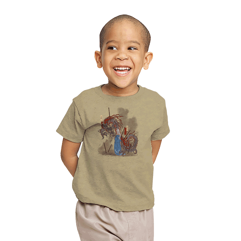 Dance of the Dragon - Youth - T-Shirts - RIPT Apparel