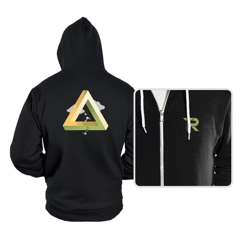Hyrule Valley - Hoodies - Hoodies - RIPT Apparel
