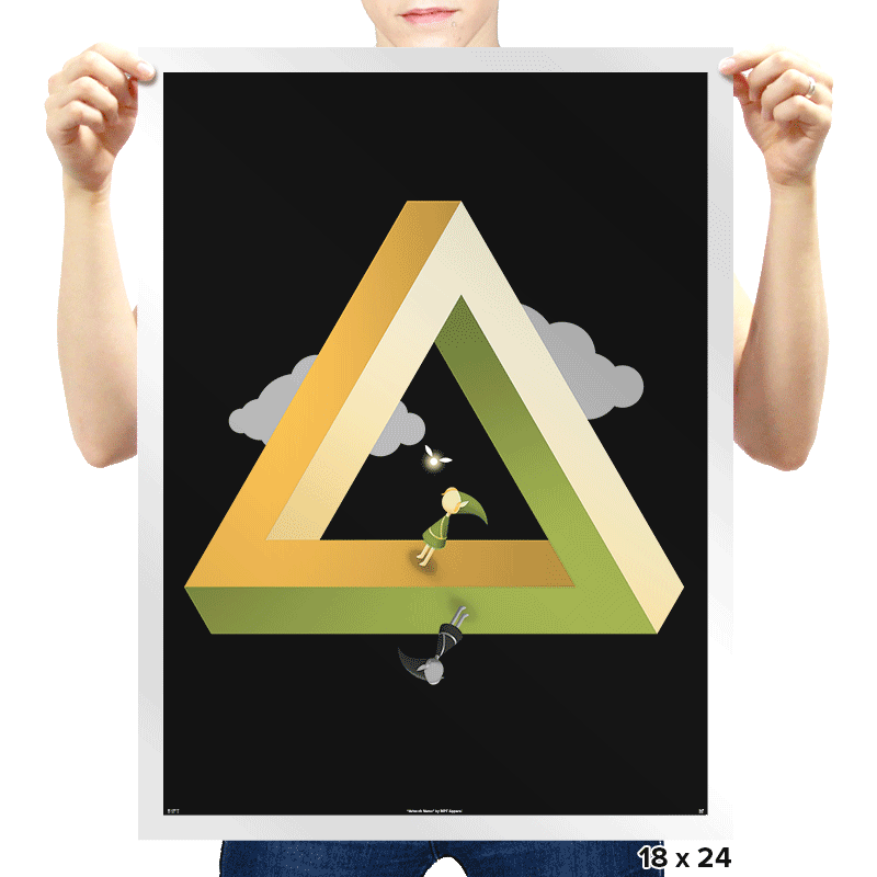 Hyrule Valley - Prints - Posters - RIPT Apparel