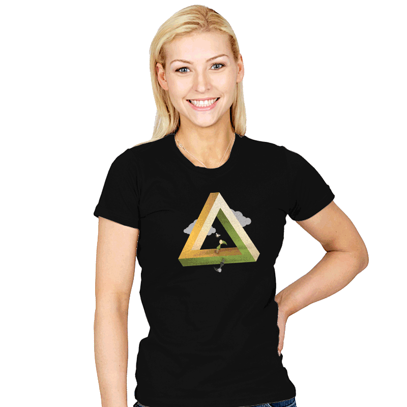 Hyrule Valley - Womens - T-Shirts - RIPT Apparel