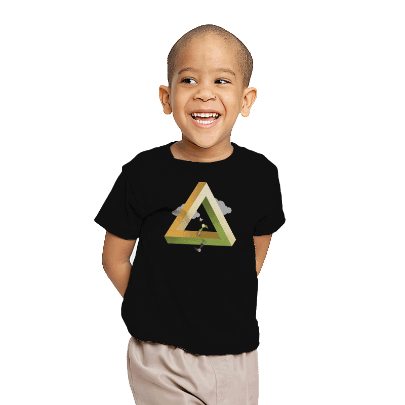 Hyrule Valley - Youth - T-Shirts - RIPT Apparel