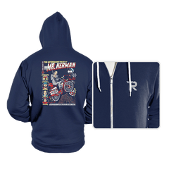Astonishing Adventures - Hoodies - Hoodies - RIPT Apparel