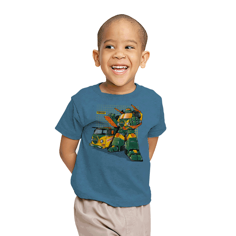 Turtlehide - Youth - T-Shirts - RIPT Apparel
