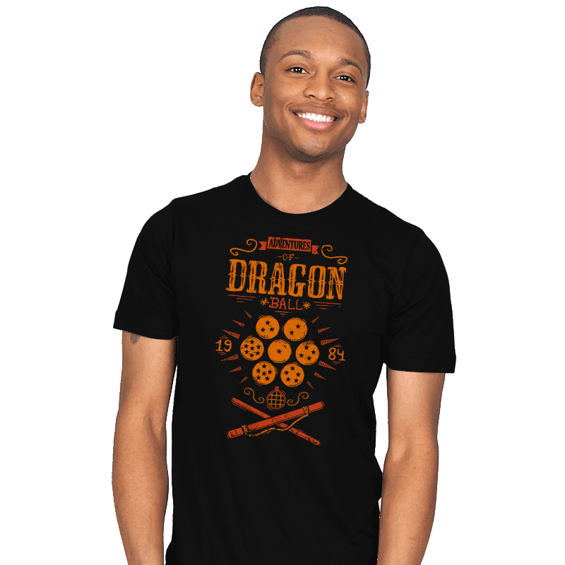 Adventures of goku - Mens - T-Shirts - RIPT Apparel