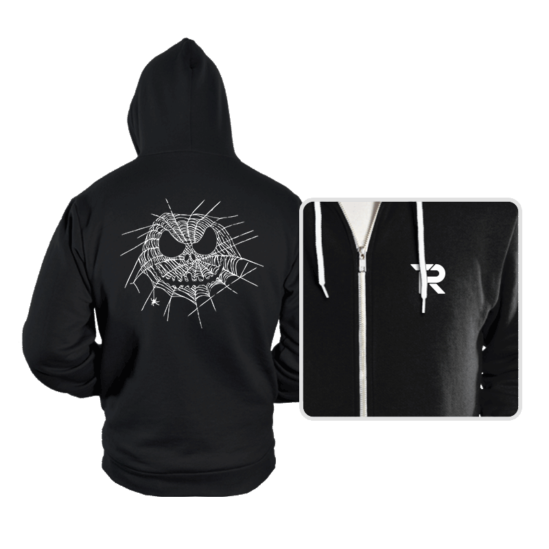 Scary Web - Hoodies - Hoodies - RIPT Apparel