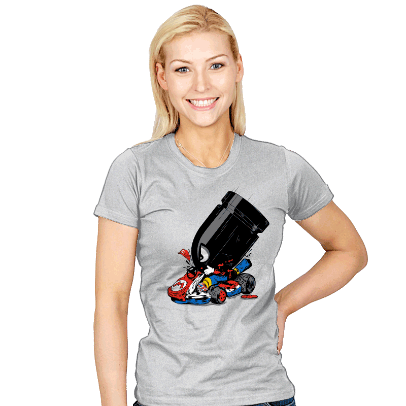 Deadly Bill - Womens - T-Shirts - RIPT Apparel