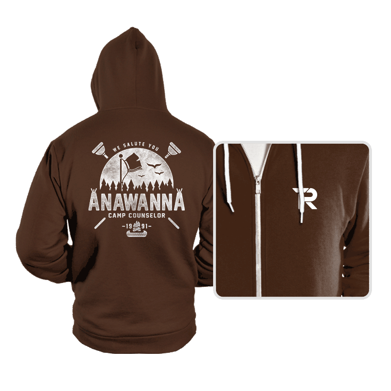 We Salute You - Hoodies - Hoodies - RIPT Apparel