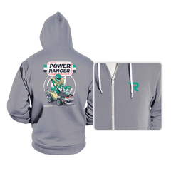 Pow-Pow-Power - Hoodies - Hoodies - RIPT Apparel