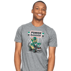 Pow-Pow-Power - Mens - T-Shirts - RIPT Apparel